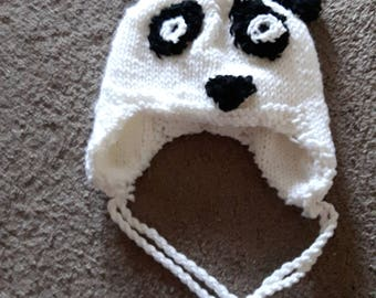 Panda Hat (child size)