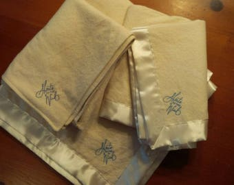 Sheets to the Wind Organic Baby/Crib Blankets