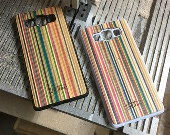 Upcycled skateboard Samsung A5 case