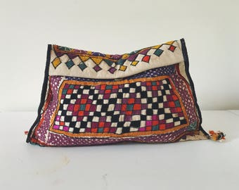 Rare Vintage Tribal Indian Dowry Bag