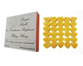 30 scented Ylang Ylang burned fragrance of soy natural wax melters