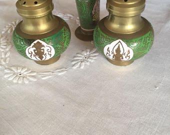 Thailand Made Brass Cruet