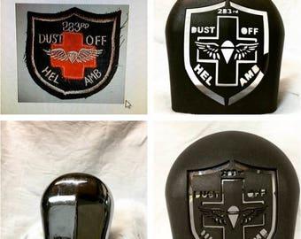 Custom Harley Davidson Horn Cover