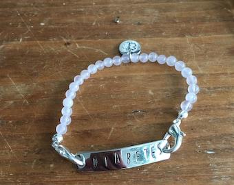 Elegant and comfortable Medical ID Bracelet Set