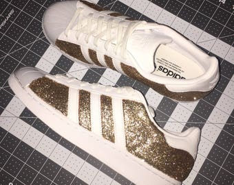 Champagne gold adidas