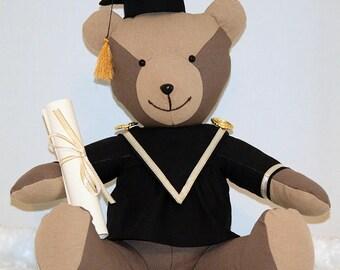 Gracie the Graduation Bear