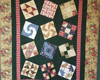 Sampler quilt**PRICE REDUCED