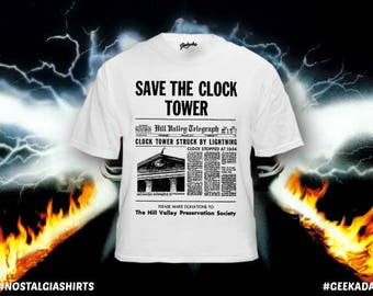 Save the clock tower.