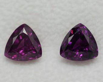 Amaranthine Garnet - Grenat Violet