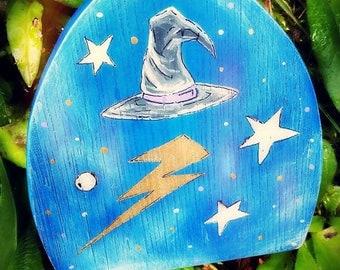 Wizard Fairy Door.