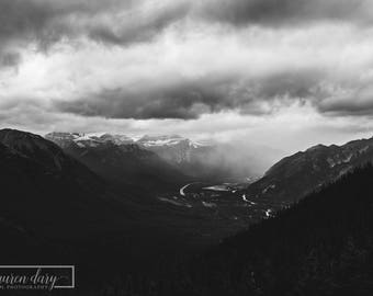 Moody Skies - fine art photography print