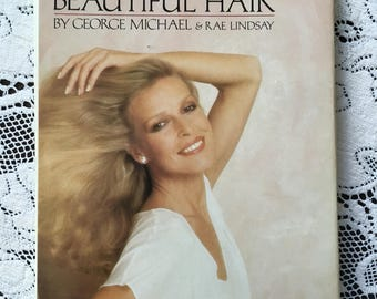Vintage book Secrets for Beautiful Hair by George Michael