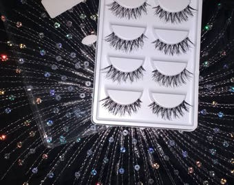 5 Pair Demi Wispie Lashes