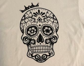 Candi skull