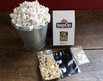 Gift box to make the best gourmet popcorn * together to make the corn burst