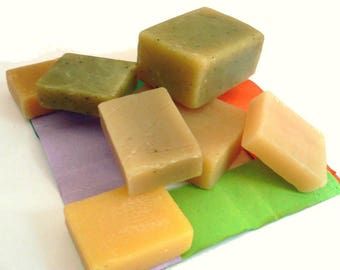 Dermo nutritional vegetable SOAP with Shea butter and beeswax