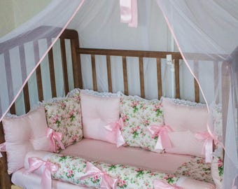 Baby bedding set, Baby girl bedding, Baby boy bedding