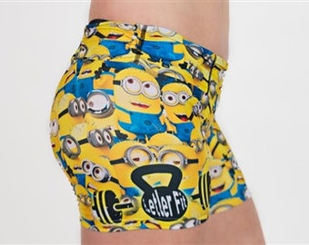 Minion Shorts MEDIUM