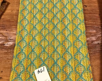 Handwoven Kitchen towel #174