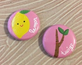 The Lemon Twigs Button Set