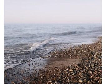 Nature Photography - Landscape Photograph - Michigan Art - Summer Decor - Nautical Decor - Mythos - Blue Art - Beach Decor - Alicia Bock