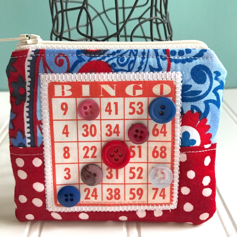 bingo coin purse