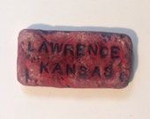Magnet Lawrence KS brick