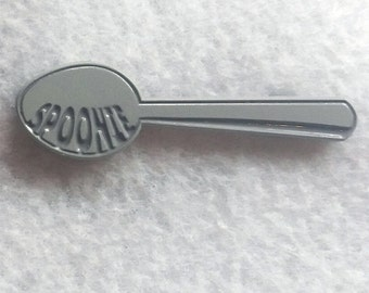 Spoonie Pride Enamel Pin - Neurodiversity, Disability, Autistic, Autism, Disabled, Spoon Theory