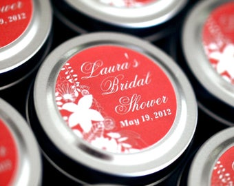 Custom Listing for Kristen Party Favor Candle Gift Travel Candle Sample