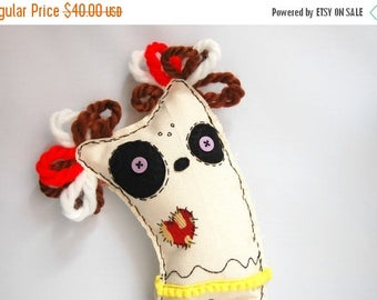 35% SALE Lysa / The Carnies Plushies Collection / Stuffed Toy
