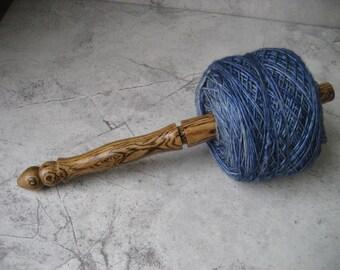 Nostepinne (Center Pull Yarn Winder)  Bocote