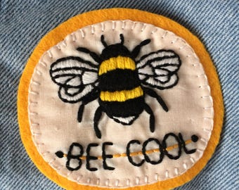 Bee Cool Patch