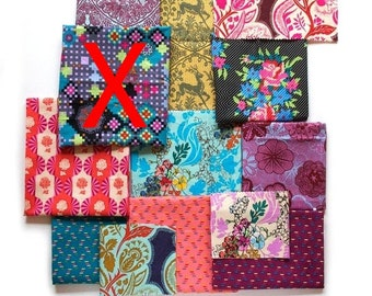 Dowry Collection - Fabric by Anna Maria Horner - 21 Fat Eighth Bundle