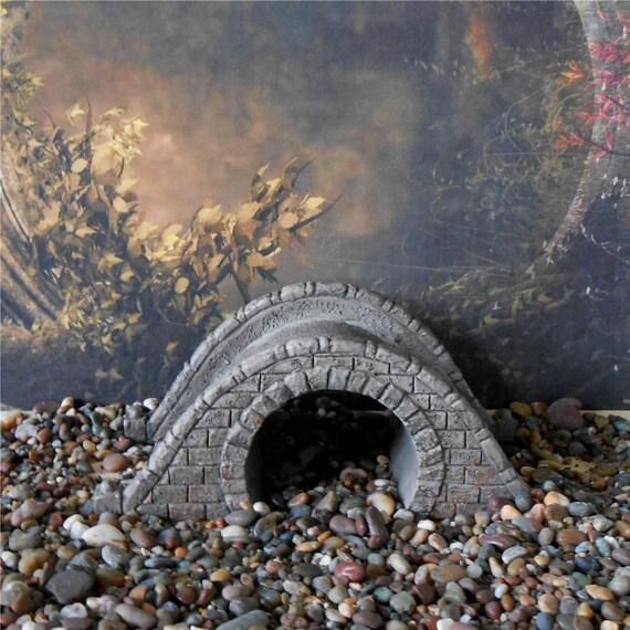 Miniature bridge zen garden bridge fairy garden bridge for Zen garden bridge