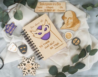 Shakespeare in a Box - Bookish Gift Set