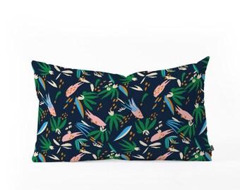Adobo Jungle Oblong Pillow