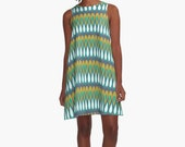 Woman Dress,  dress, Modern Dress,  Drops Dress, A line Dress, Women dress, Dress, Girl Dress, summer dress, Gifts for her