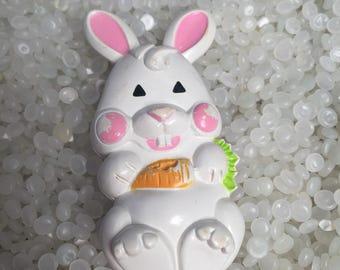 Vintage Avon sweet rabbit perfume pin pal funny bunny vintage children avon pin