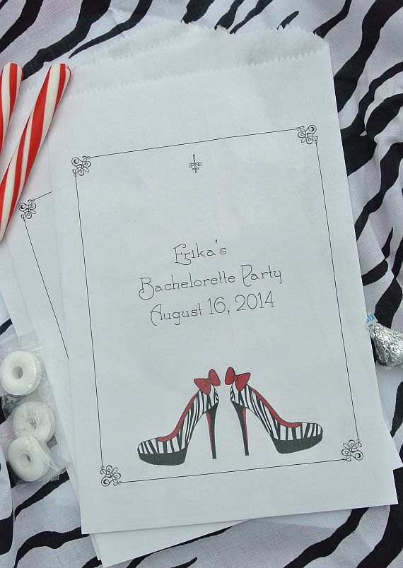 Adult Party Favors Bachelorette Party By Abbeyandizziedesigns