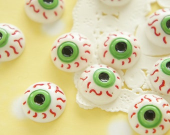 8 pcs Eye ball Cabochon (16mm) DR591