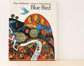 Brian Wildsmith Blue Bird book, 1976.