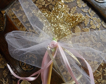 Will You Be Our Flower Girl? Question Wand