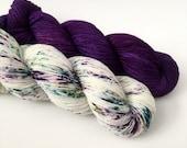 PREORDER - Dragon Egg Kit - Hand Dyed Yarn - Signature Sock Yarn Fingering