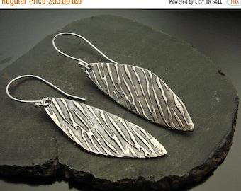ON SALE Earrings,artisan, silver, lightweight, Sterling Silver Designs by Suzyn Earrings