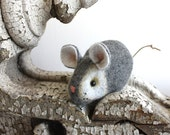 Pocket Mouse -  Lovely Gray