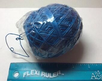 Hemp cording 20 pound Blue