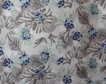 Liberty Fabric tana lawn Cactus Jungle NEW DESIGN 2017  Fat Quarter fq Liberty tissu