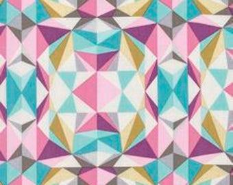 Prismatic Pink  - Modernist - Joel Dewberry - PWJD139.PINKX - Quilters Cotton