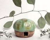 Mushroom house - indoor or outdoor