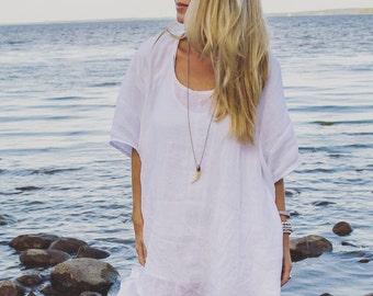 Gauze Linen Tunic